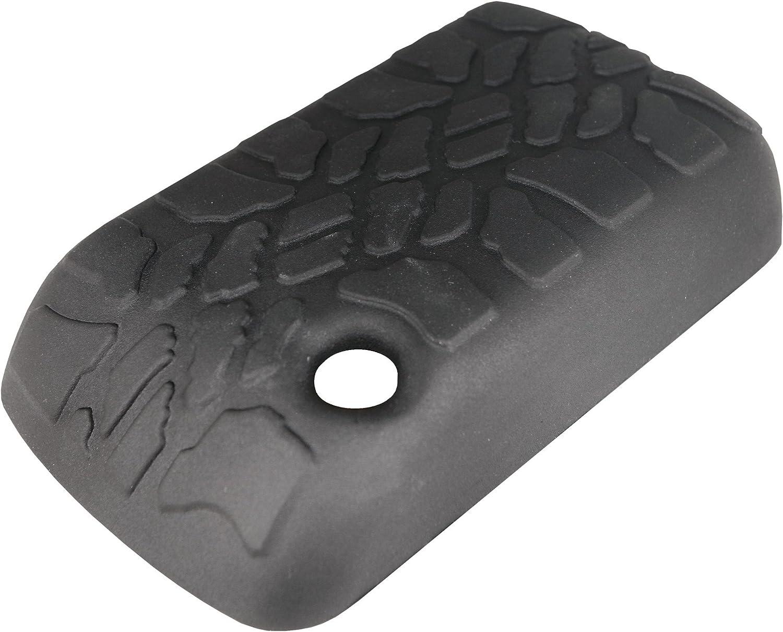 Rugged Ridge 13104.60 Jeep Wrangler TJ//LJ Black Polyurethane Armrest Cover