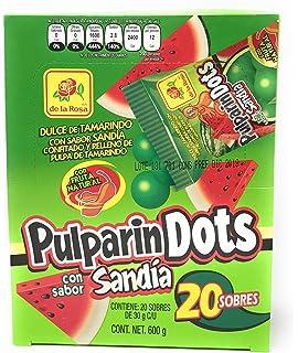 Amazon.com: Bag Of Pulparindots Tamarind Flavor contains 70 ...