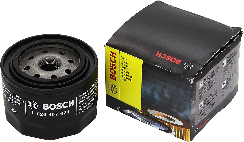 Bosch Filtre à huile f026407024 Iveco Daily III IV V FIAT DUCATO