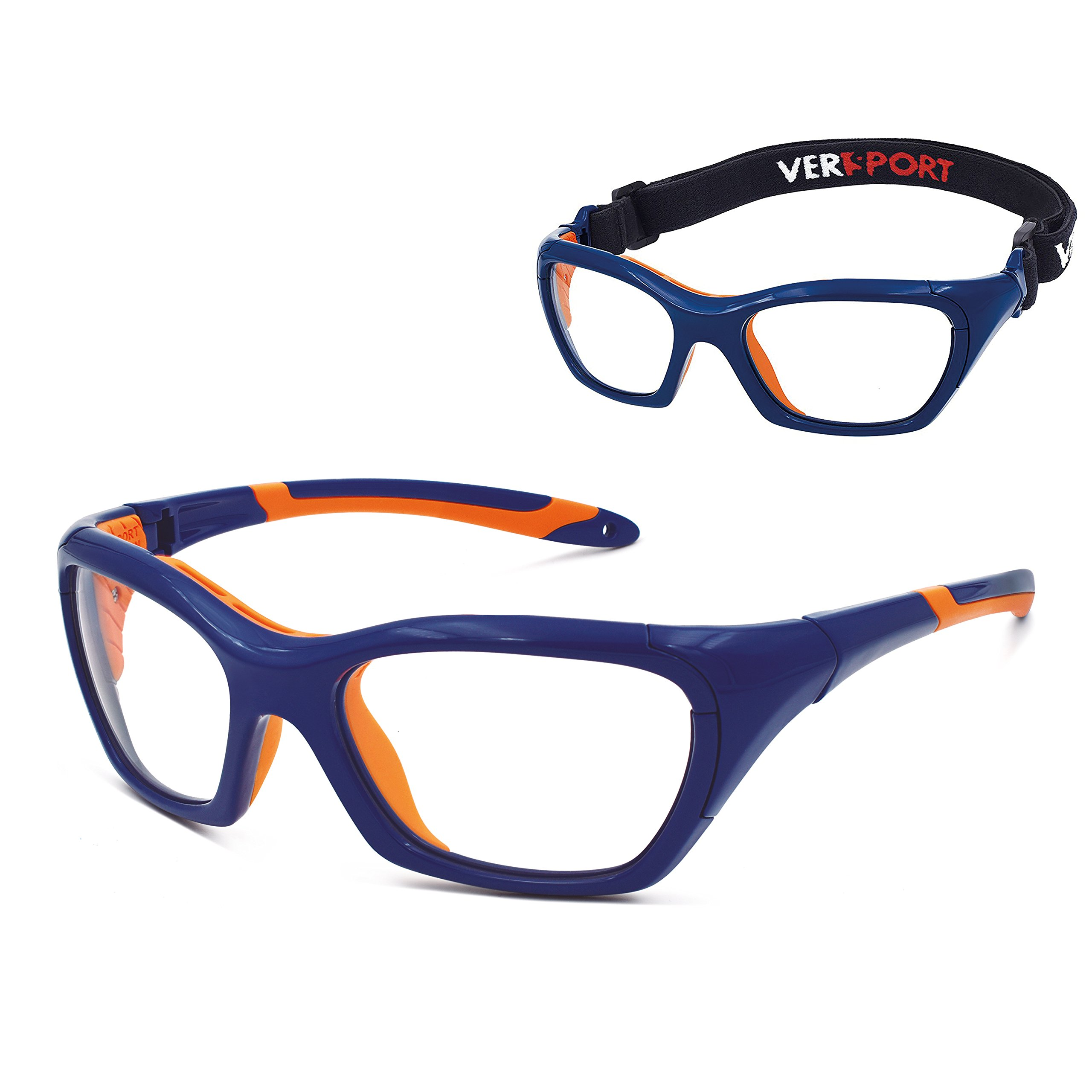 a13338d244 VERSPORT  HERCULES 52 Protective Sports Glasses - Marine Orange ...