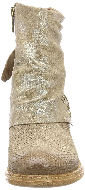 A.S.98 Cruz, Bottines Femme Beige (Dark Grey 6269)