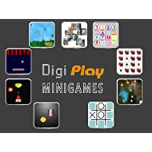 Digi Play - Mini Games - Action, Board, Puzzles, Memory (PC Game) [Download]