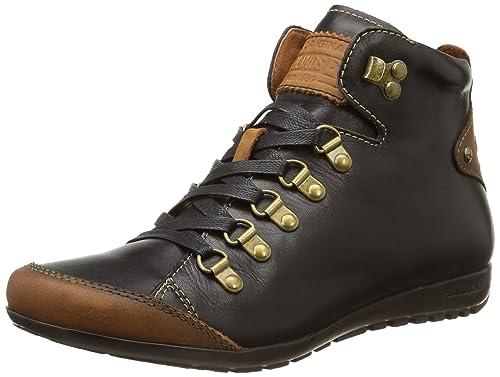 Mujer Negro Lisboa Pikolinos Altos Para Zapatos Color 7557 767 Rwvnq6O1