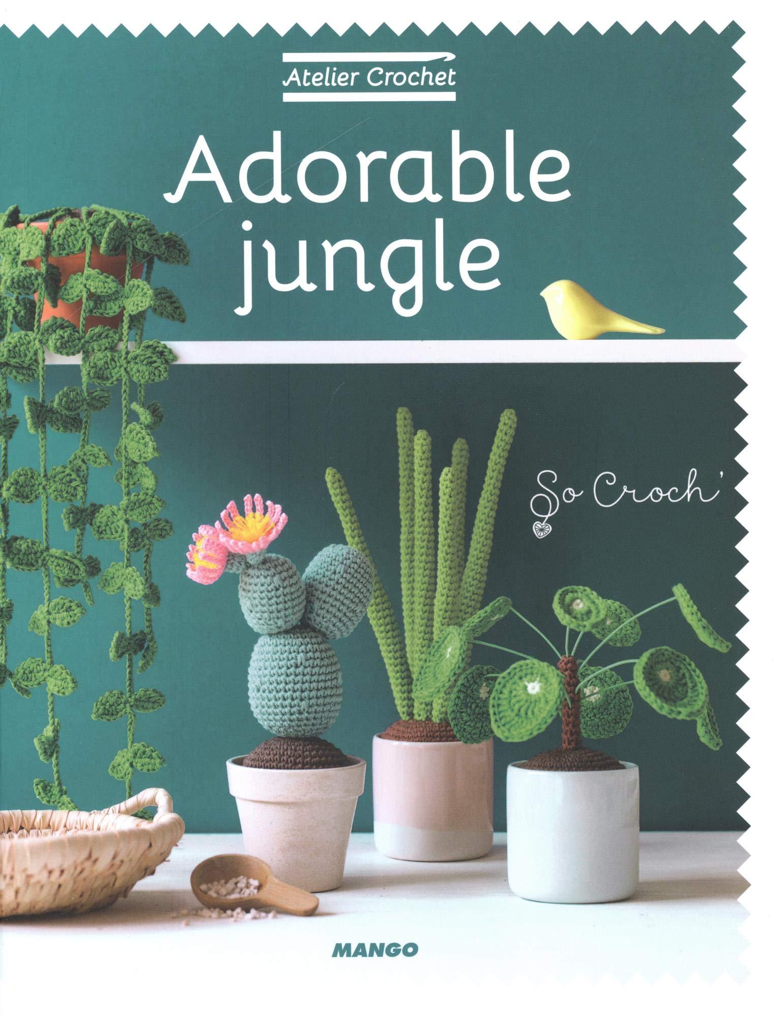 How to Make Amigurumi Crochet Kawaii Cactus.Make these and never ... | 2000x1526