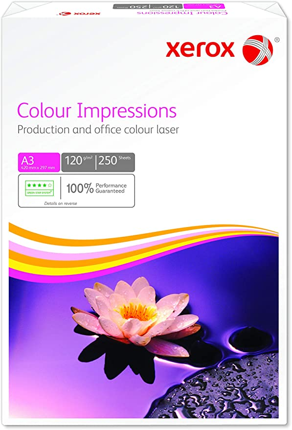 Xerox Colour Impressions A3 (297×420 mm) Blanco - Papel (A3 ...