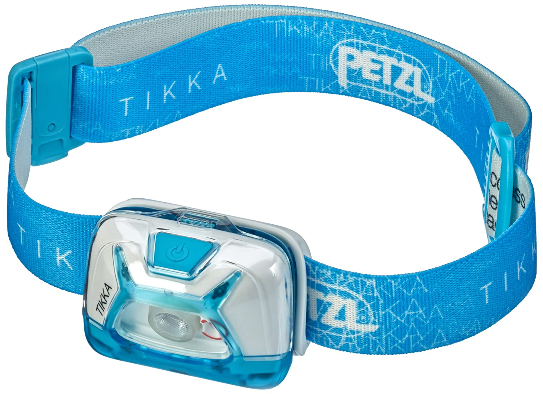 Petzl TACTIKKA Torcia a fascia LED Turchese