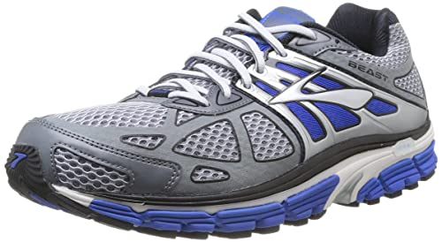 Brooks Beast 14 M, Men's Running Shoes, Blue/Electric/Pavement ...