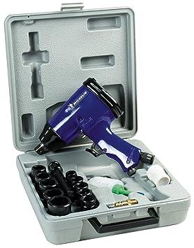 Michelin CA-6710850000 - Juego llave de impacto (cromo vanadium) 260 lt. min. - Torque max. 350 Nm.: Amazon.es: Bricolaje y herramientas