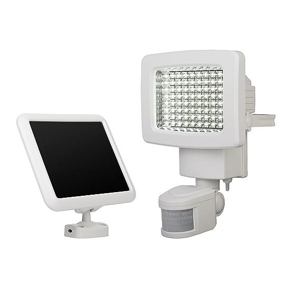 10. Sunforce 82080 80-LED Solar Motion Light
