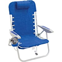 $44 » RIO Beach 4-Position Lace-Up Backpack Folding Beach Chair