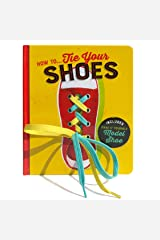 How to Tie Your Shoes Board book