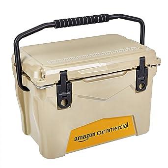 AmazonCommercial Rotomolded Cooler, 20 Quart