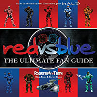 Red vs. Blue  KF8: The Ultimate Fan Guide (English Edition)