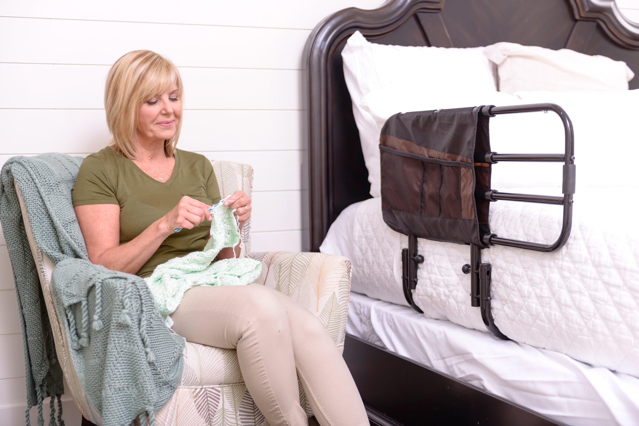 buy pp safety accessories images bed side elderly hospital rails medical for