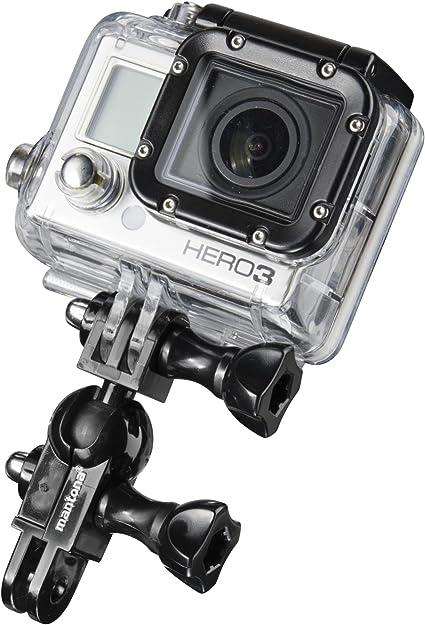 Mantona 21053 Mini Kugelkopf Kamera