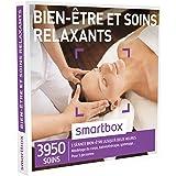 SMARTBOX - Coffret Cadeau - BIEN-ÊTRE ET SOINS RELAXANTS - 2700 soins : modelage du corps, balnéothérapie, soin du visage