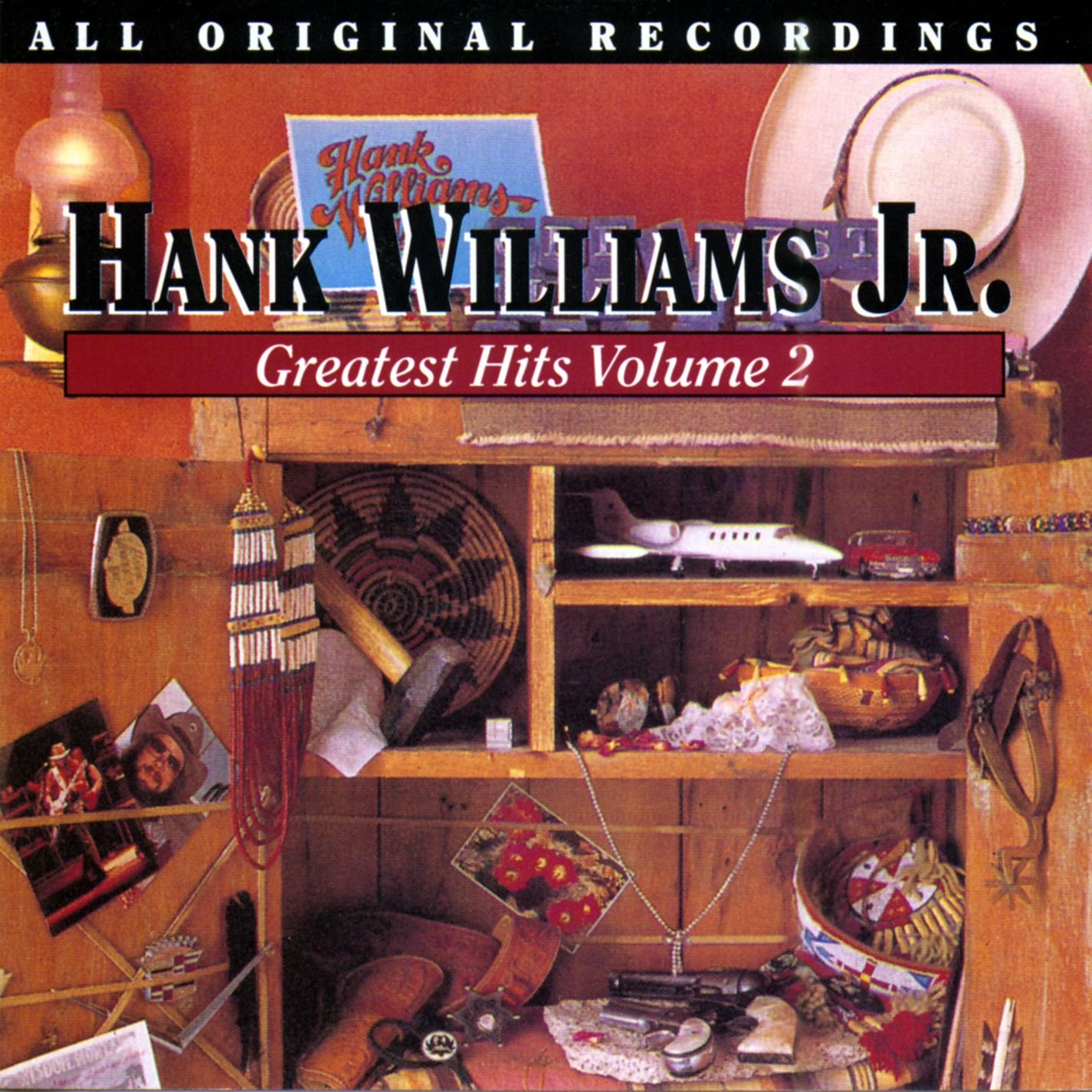 Hank Williams, Jr.'s Greatest Hits, Vol.2