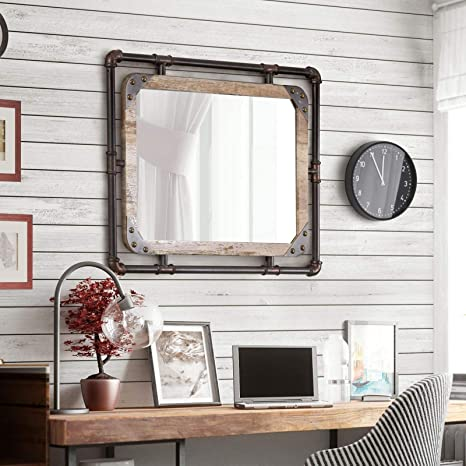 Amazon.com: mewinshop Bedroom Furniture Mirrored Furniture ...