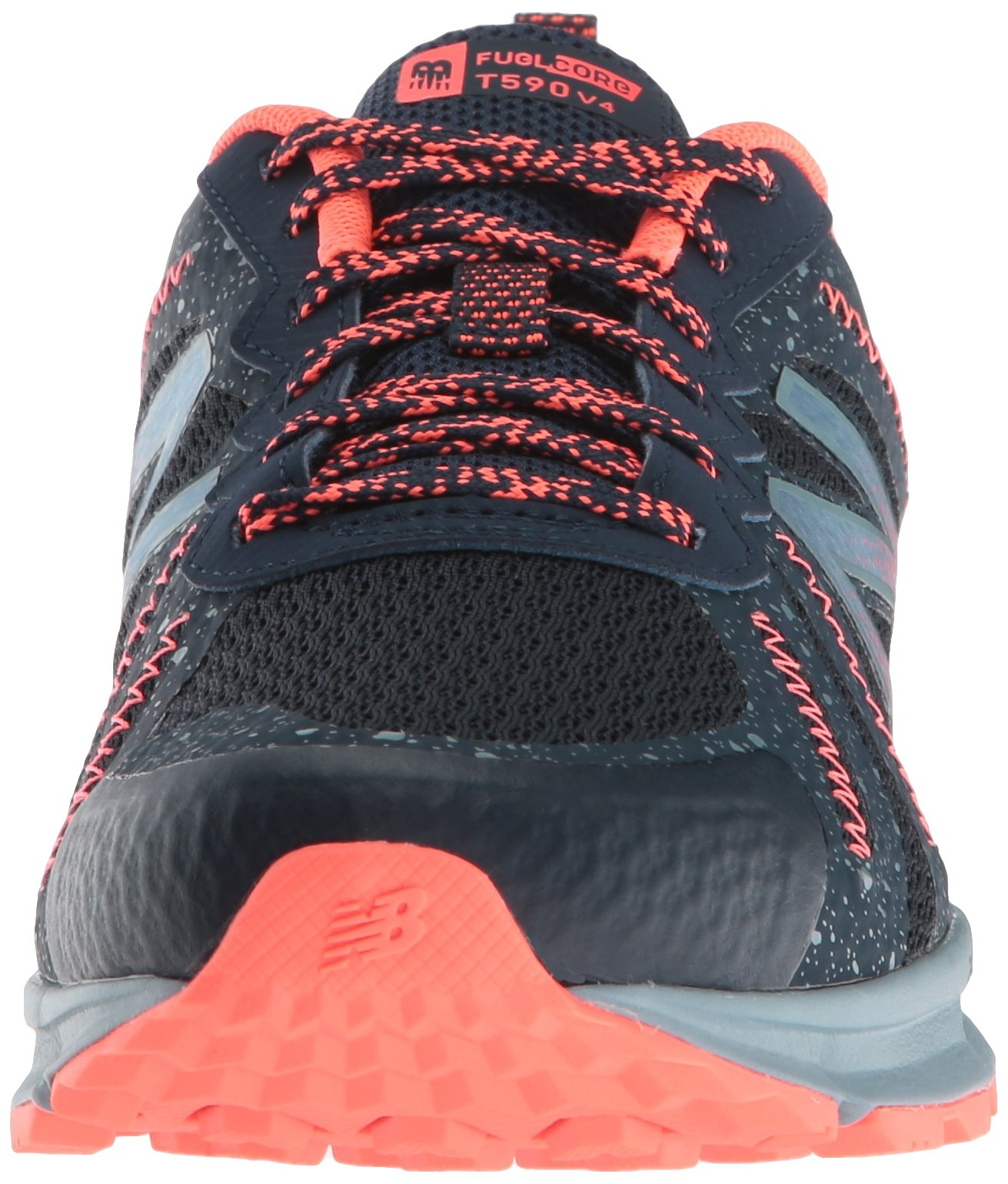 New Balance Women's 590v4 FuelCore Trail Running Shoe, Galaxy, 5.5 B US by New Balance (Image #4)
