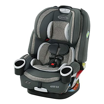 Graco 4Ever DLX 4 in 1 Car Seat | Infant to Toddler Car Seat - Fantastic Durability