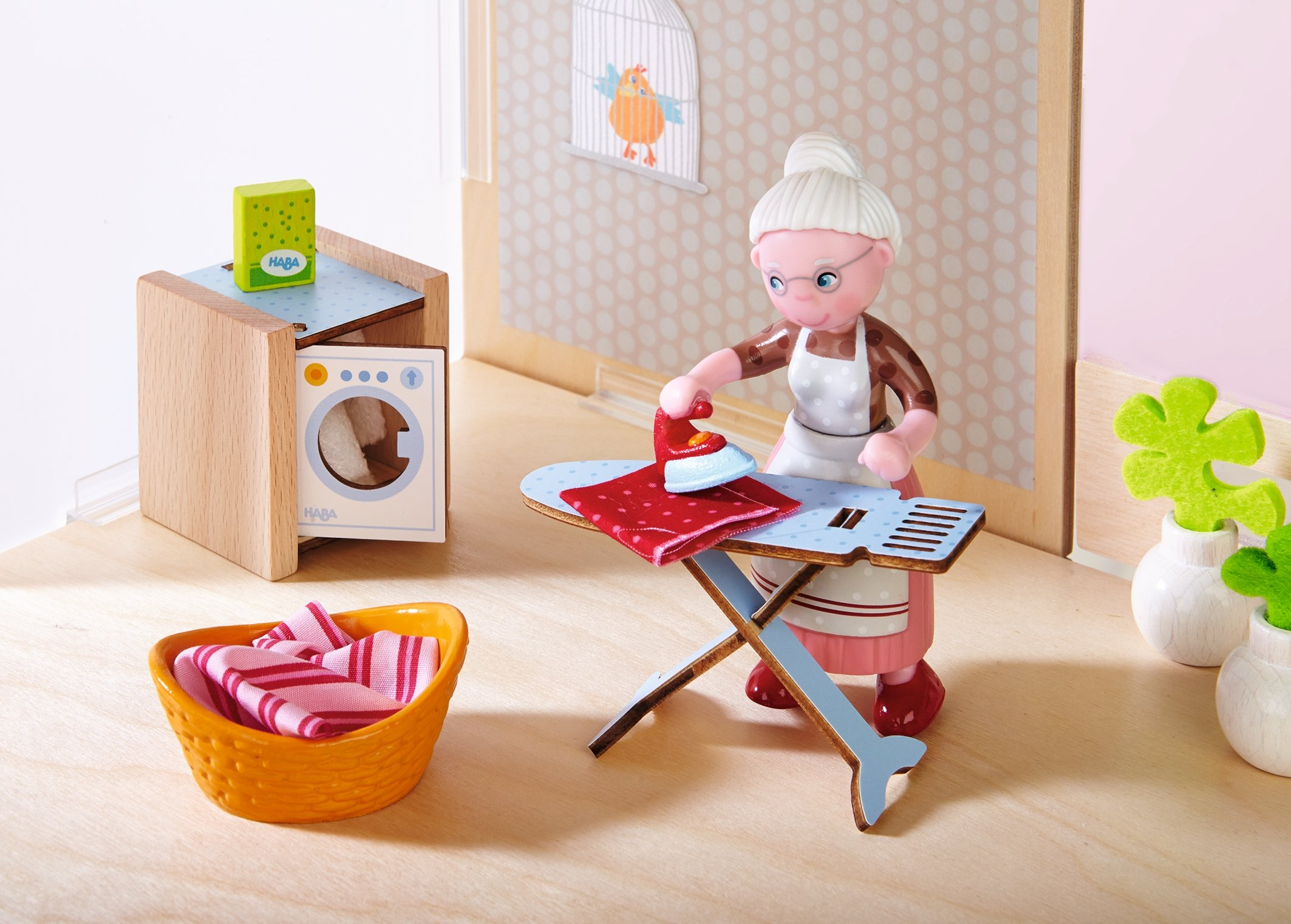 Homestead Collection HABA Litttle Friends Dollhouse Furniture