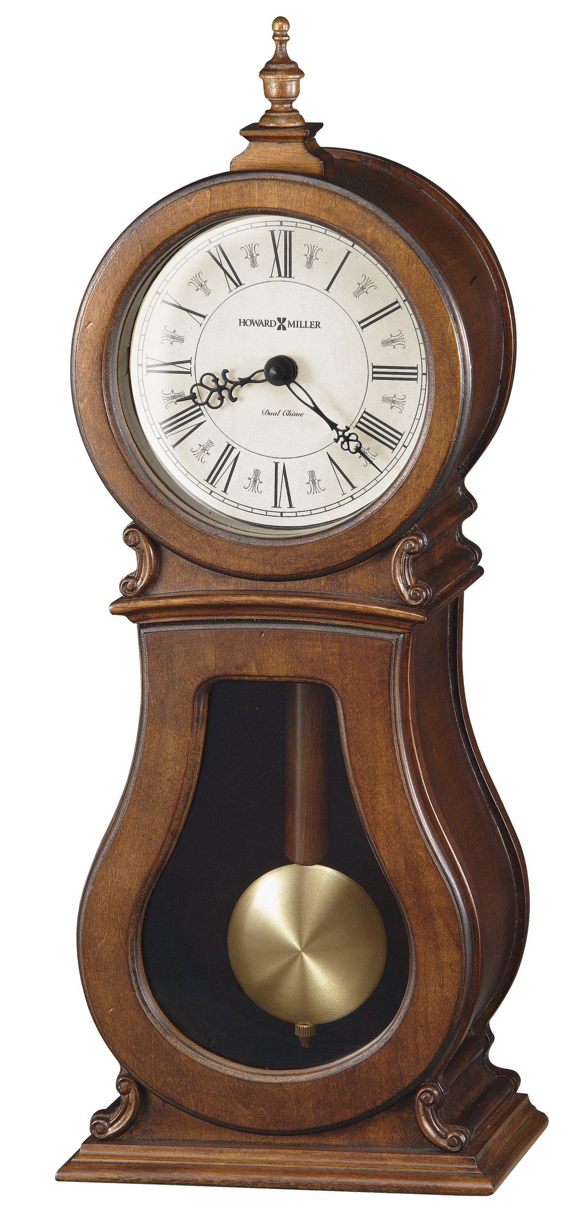 Howard Miller 635-146 Arendal Mantel Clock by Howard Miller