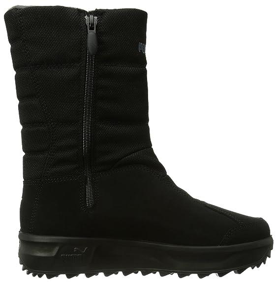 Puma Ayuda Iii, Unisex-Adult Snow Boots, Black (Black Turbulence Aged  Silver 04), 4 UK (37 EU): Amazon.co.uk: Shoes & Bags