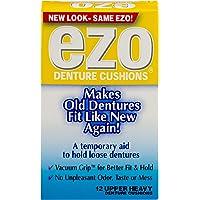 Ezo Denture Cushions Upper Heavy 12 Each