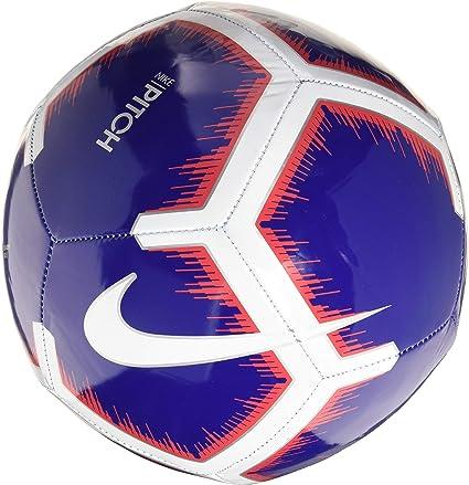 Nike PL NK PTCH-FA18 Balón de fútbol, Adultos Unisex, Azul Deep ...