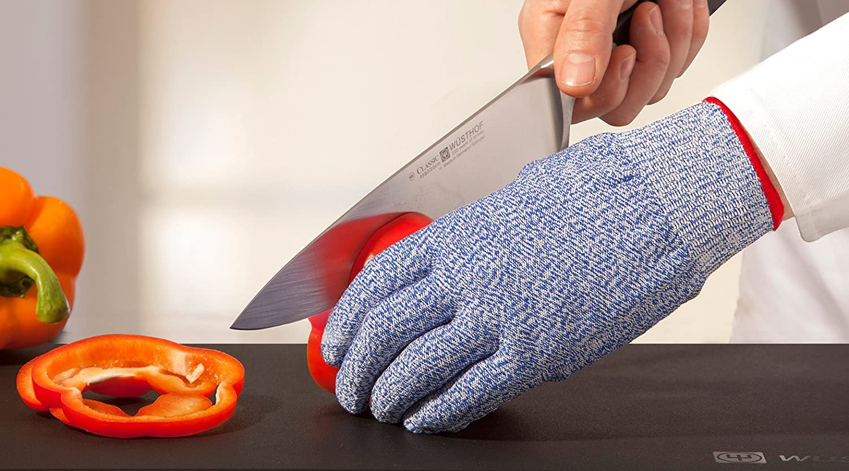 W/üsthof TR7669S Gant de protection Nylon Bleu 20 x 13 x 2 cm