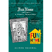 Fun Home: A Family Tragicomic book cover