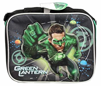 Bolsa de almuerzo - DC Comic Linterna Verde para niños ...