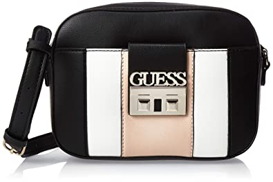 Guess kamryn tote borsa a tracolla da donna amazon shoes neri a tracolla