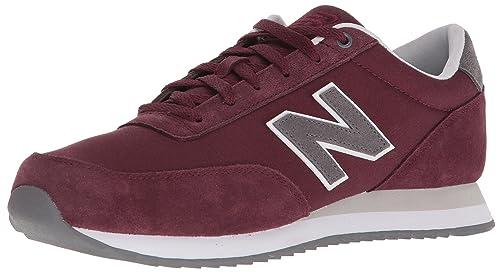 New Balance Mz501v1, Sneaker Uomo, Rosso (Burgundy), 39.5 EU