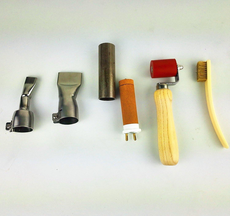 Pistolet de soudage /à air chaud professionnel pour plastique 1600 W