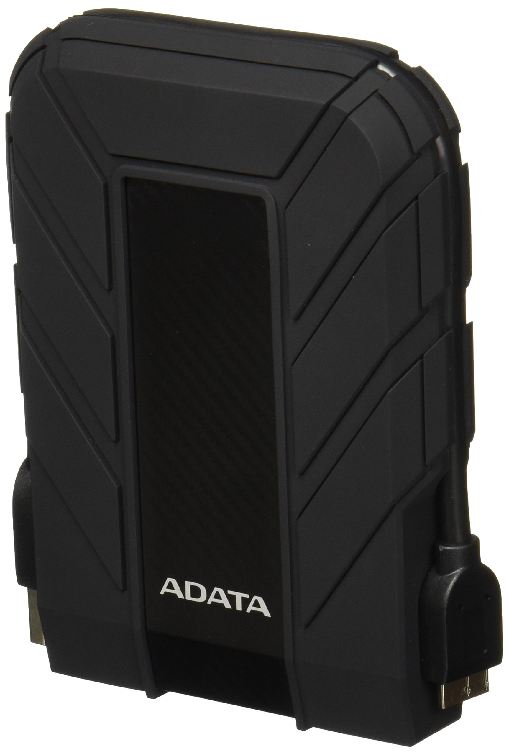 ADATA HD710 Pro 2TB USB 3.1 IP68 Waterproof/Shockproof/Dustproof Ruggedized External Hard Drive, Black (AHD710P-2TU31-CBK)
