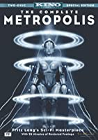 The Complete Metropolis (Silent)