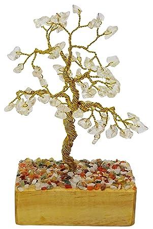 HARMONIZE Kristallstein Spirituelle Geschenk Reiki Baum Feng Shui ...