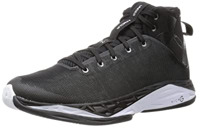 84421f147498 Under Armour Men s UA Fireshot Black Metallic Silver Black Athletic Shoe