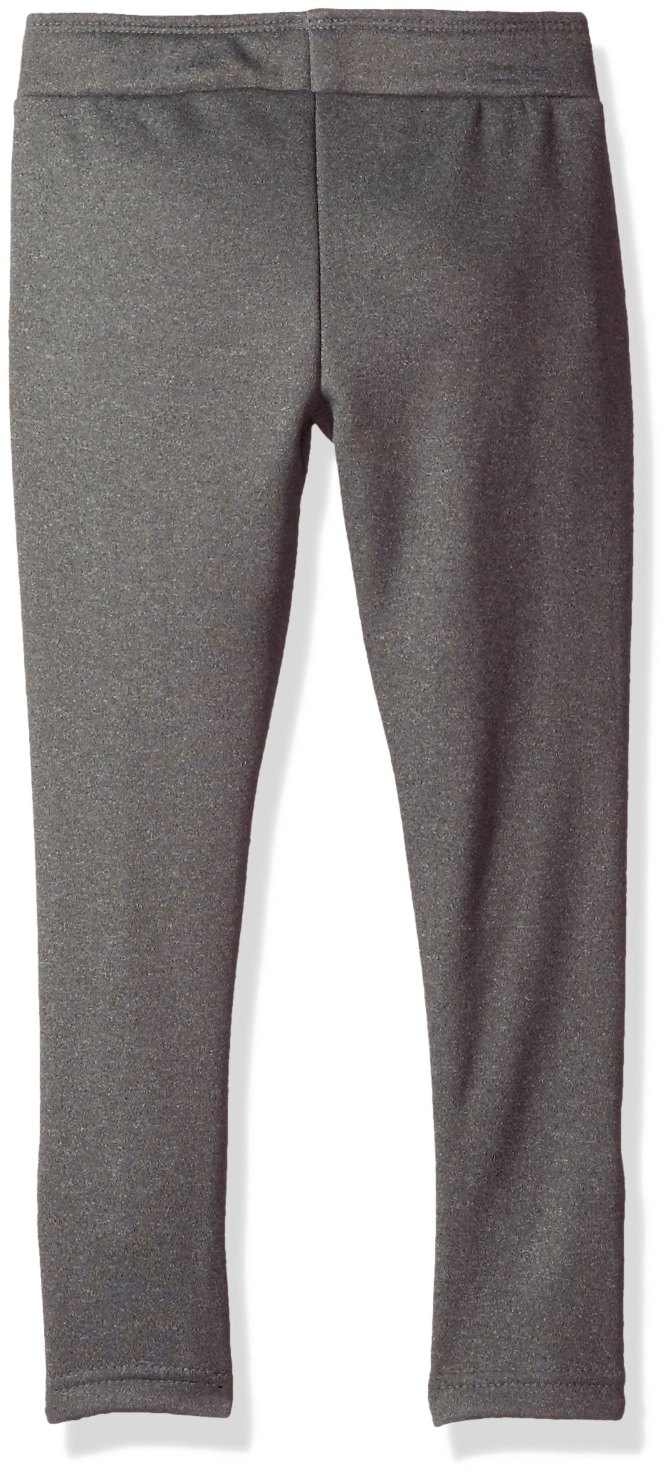 OshKosh B'Gosh Girls' Toddler Fleece Jogger Pants, Grey, 3T by OshKosh B'Gosh (Image #2)