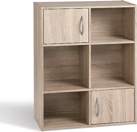 Alsapan Compo 11 483665 - Mueble estanterías, 61,5 x 80 x 29 ...
