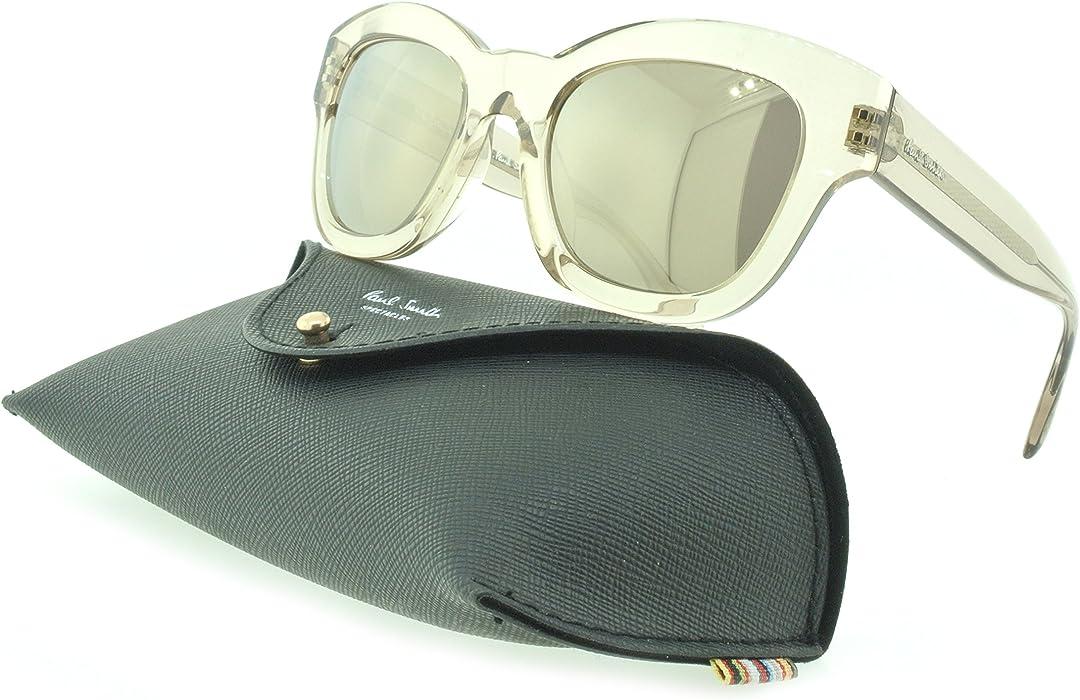 76bf788694b57 Paul Smith Sunglasses PM 8252SU Dennett 1467 5A Grey Dune   Taupe Flash  Mirror
