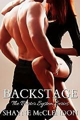 Backstage: The Barter System Kindle Edition