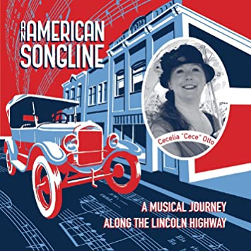 Cecelia Otto American Songline A Musical Journey Along The