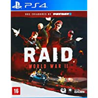 Raid World War II - PlayStation 4