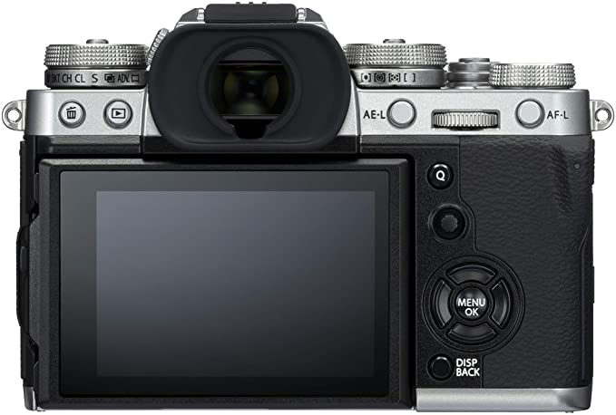 Fujifilm X-T3 - Cámara Digital sin Espejo, Color Plata con Fujinon ...