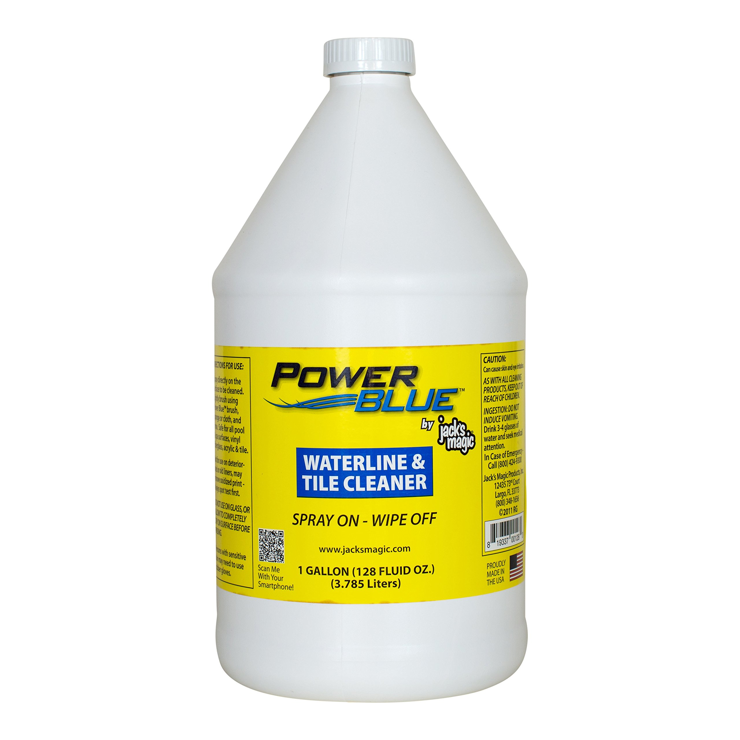 Power Blue Water Line and Tile Cleaner Size: 1 Gallon