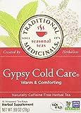 Traditional Medicinal's Gypsy Cold Care Herb Tea (3x16 bag)