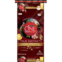 Purina ONE SmartBlend True Instinct Natural With Real Turkey & Venison Adult Dry Dog Food