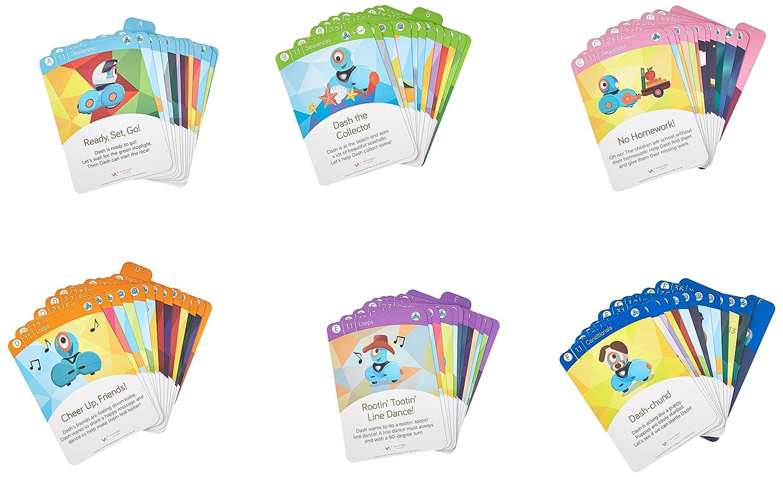 Wonder Workshop Dash & Dot Learn to Code Challenge Card Box Set